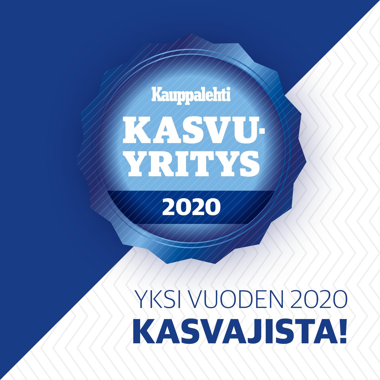 Kasvuyritys 2020